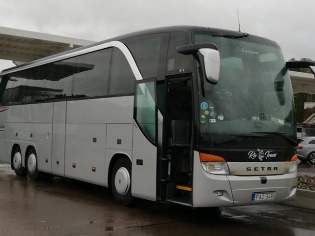 Setra 415HDH 46+2 seat